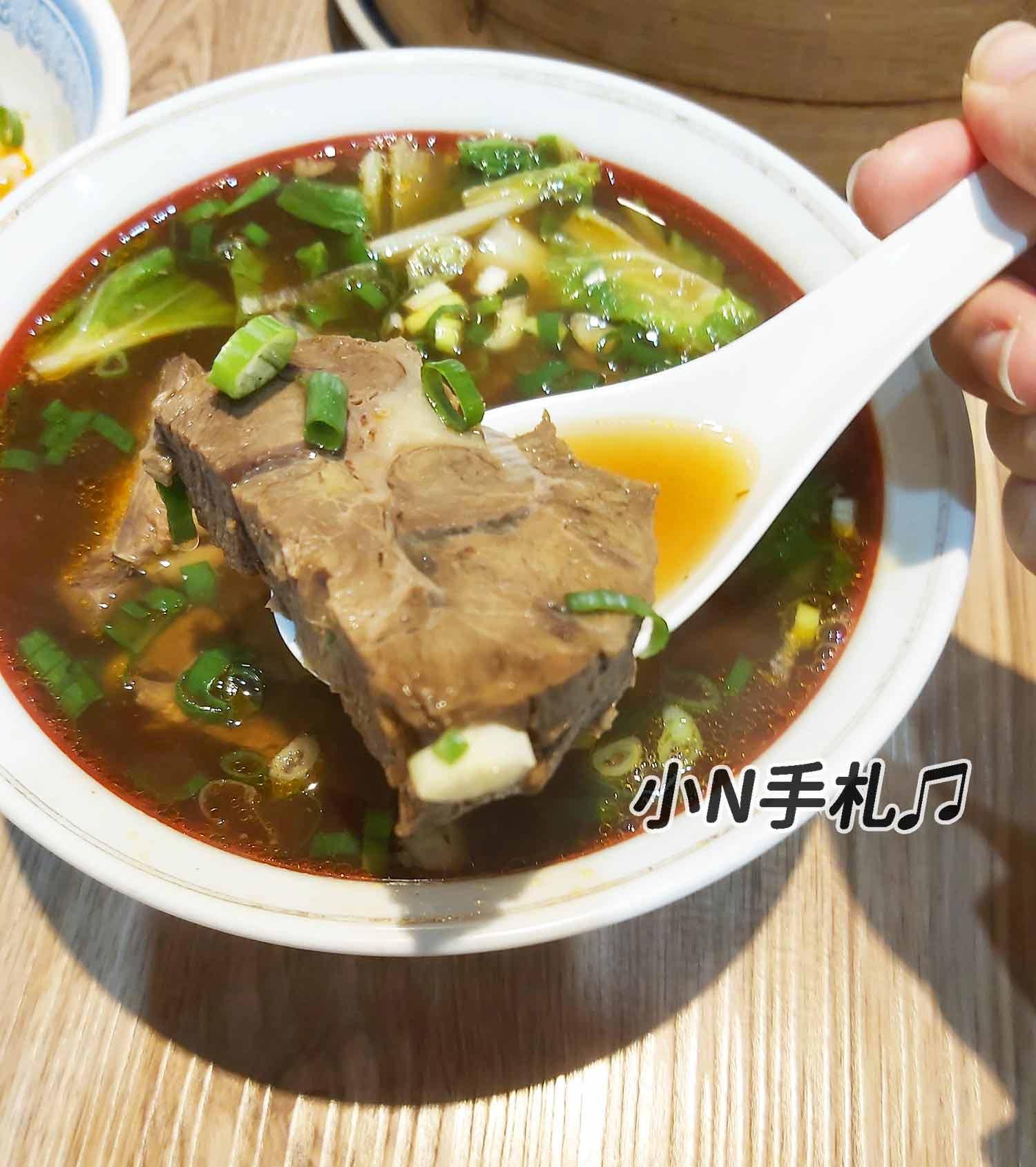 一鋒杭麵食館紅燒牛肉麵