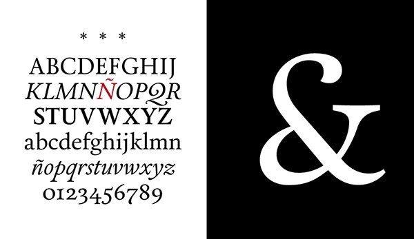 免費可商用字體free font calendas