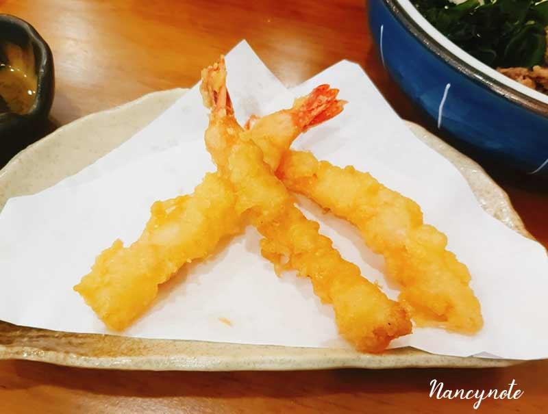 光川製麵-炸蝦