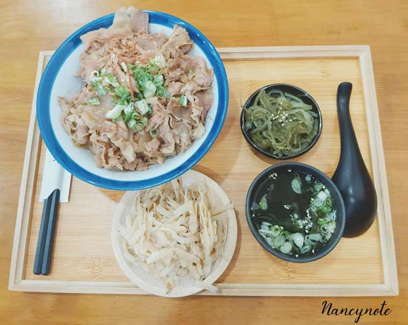 光川製麵-牛肉丼