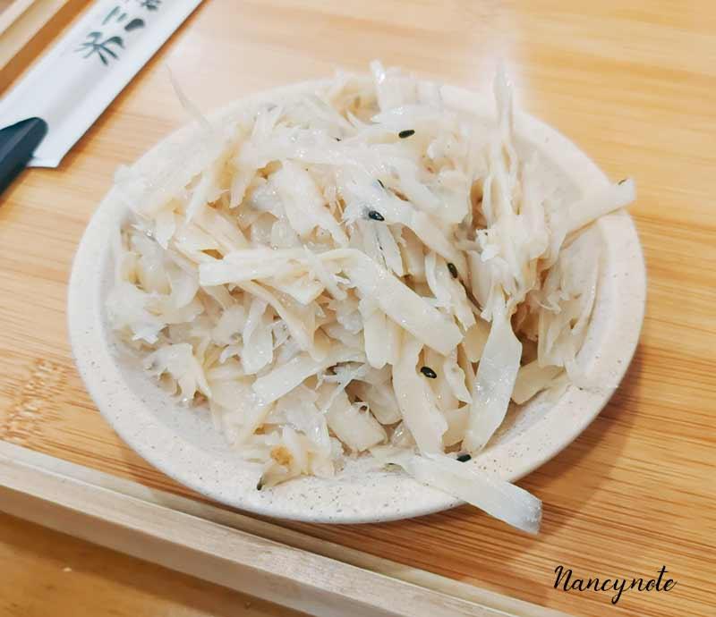 光川製麵-牛蒡絲
