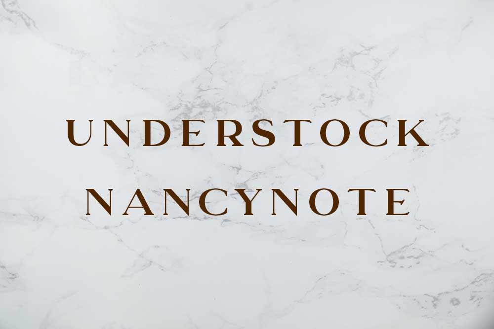免費可商用英文字體free font Understock