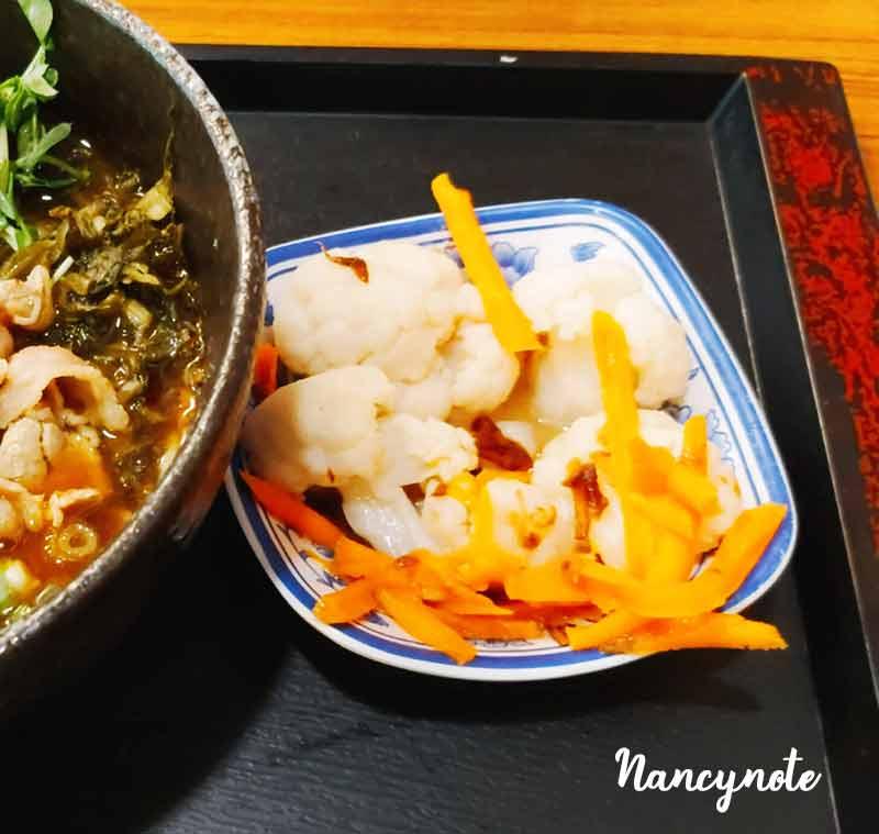 匠骰子牛麻辣麵-綜合蔬菜