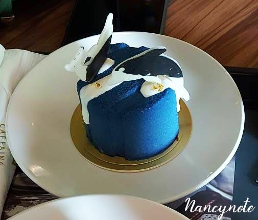 卡啡那caffaina法式甜點-碧海狂想曲