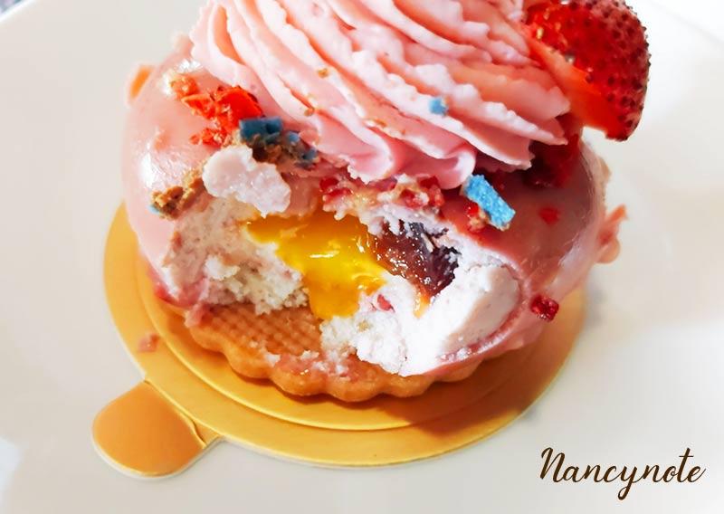 caffaina法式甜點 紅寶蘇黎世