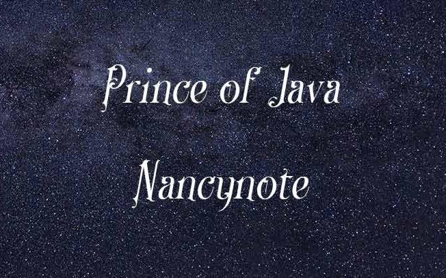 免費可商用英文字體free font Prince of Java