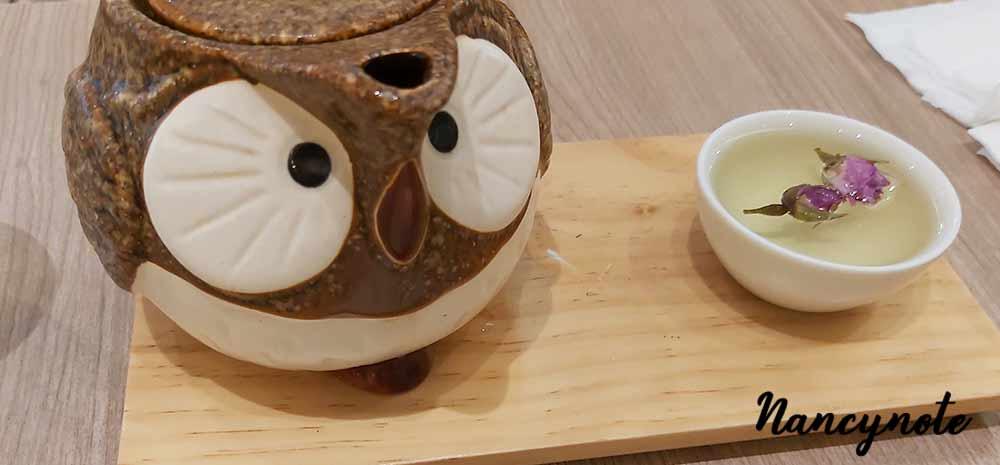 woosa屋莎鬆餅屋-玫瑰花茶