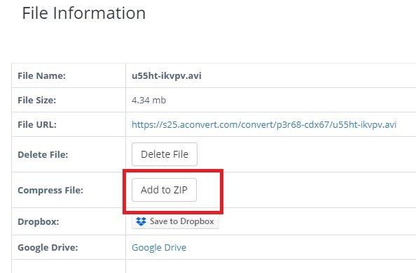 ACONVERT.COM 超好用線上轉檔工具步驟教學