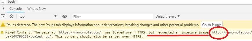 有安裝SSL,網站還是不安全的解決方法
