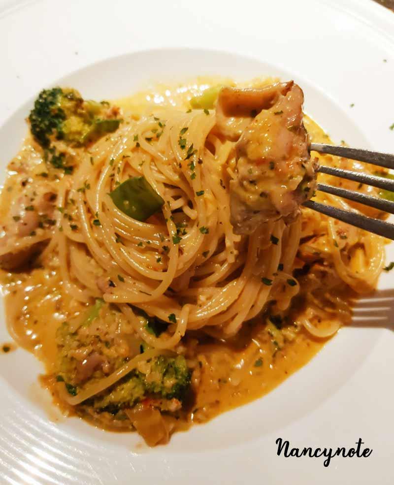 nini尼尼義大利餐廳-檸檬雞肉義大利麵