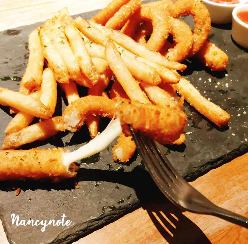 nini尼尼義大利餐廳-歡樂拼盤起司條