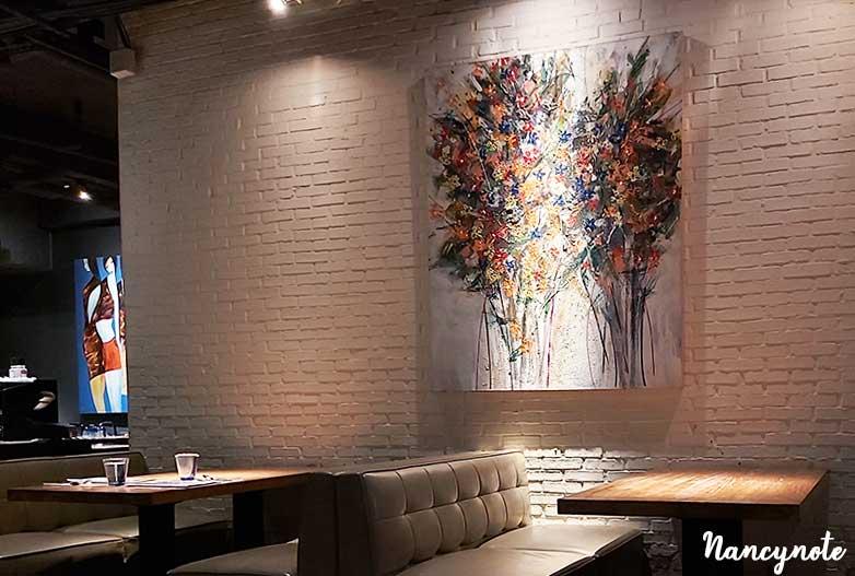 nini尼尼義大利餐廳-裝潢
