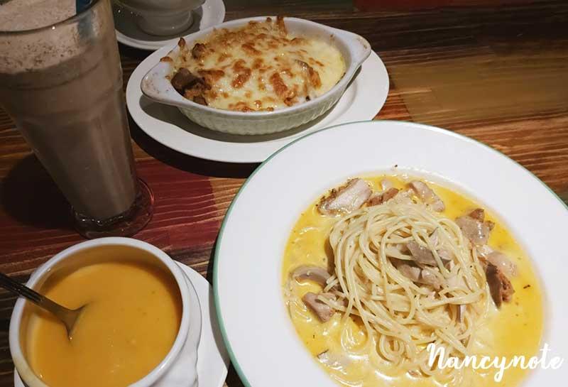 紅坊義式廚房-餐點