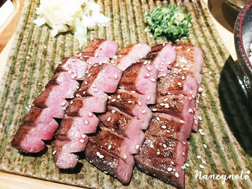 吉村牛舌-炭燒牛舌定食