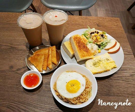 早啊-豐盛早午餐